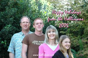 Happy Holidays 2005